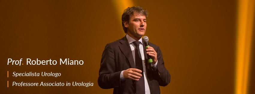 Roberto Miano Urologo